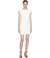 Versace Collection - Short Sleeve Woven Dress
