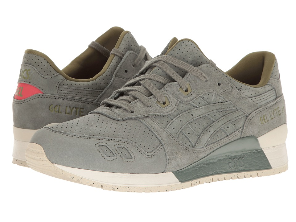 ASICS Tiger Gel-Lyte III (Agave Green/Agave Green) Men