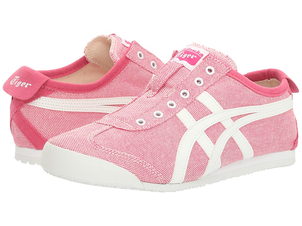 Onitsuka Tiger by Asics Mexico 66 Slip-On (Sport Pink/White) Women