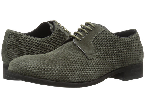 a. testoni Net Suede and Casual Suede Derby