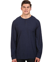 Nautica Big & Tall - Big & Tall Long Sleeve Military Knit Shirt