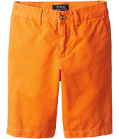 Polo Ralph Lauren Kids - Preppy Broken Twill Shorts (Big Kids)