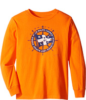 Polo Ralph Lauren Kids - Long Sleeve 30/1 Basic Jersey Tee (Little Kids/Big Kids)