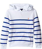 Polo Ralph Lauren Kids - Yarn-Dyed Atlantic Terry Pullover (Little Kids/Big Kids)