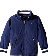 Polo Ralph Lauren Kids - Plain Weave Poly Windbreaker Jacket (Little Kids/Big Kids)
