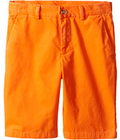 Polo Ralph Lauren Kids - Broken Twill Preppy Shorts (Little Kids/Big Kids)