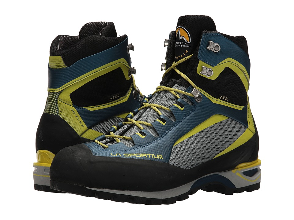 La Sportiva - Trango Tower GTX (Ocean/Sulpher) Mens Shoes