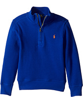 Polo Ralph Lauren Kids - Waffle Half 1/2 Pullover (Toddler)