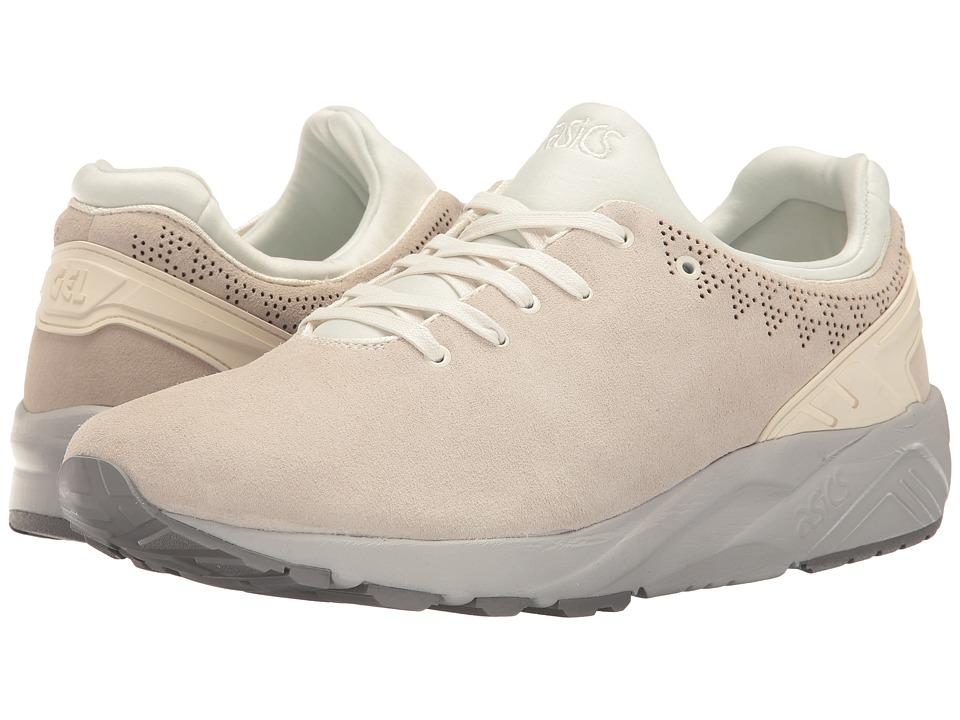 ASICS Tiger - Gel-Kayano Trainer EVO (Cream/Cream) Mens  Shoes