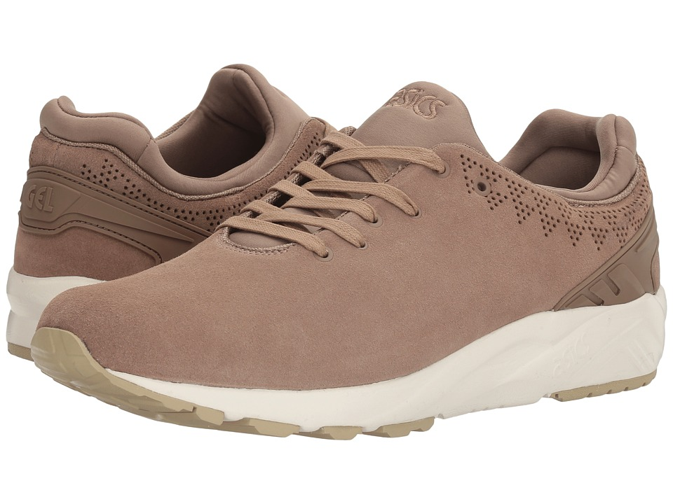 ASICS Tiger - Gel-Kayano Trainer EVO (Taupe Grey/Taupe Grey) Mens  Shoes