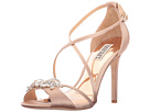 Badgley Mischka - Gala (Latte Satin)