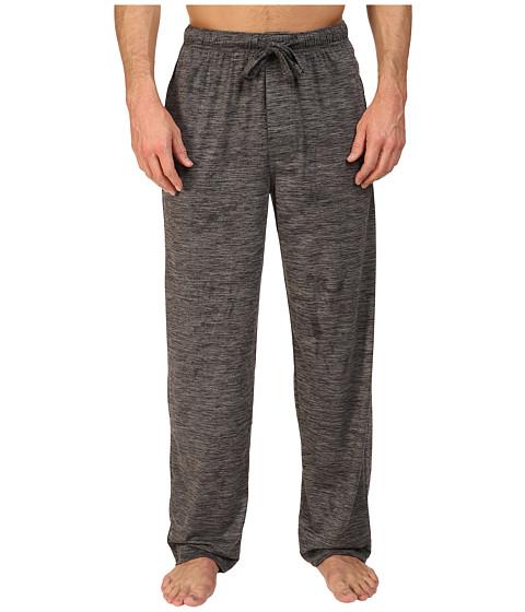 Jockey Cool-Sleep Sueded Jersey Pants - Grey Heather