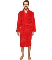 Jockey - Sculptured Striped Fleece Robe