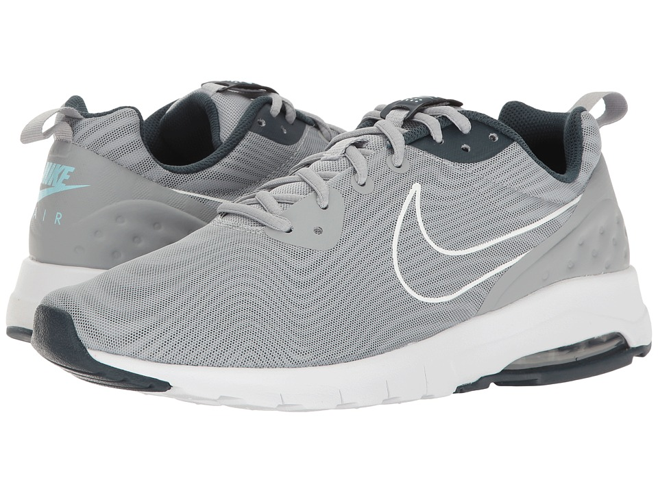 Nike Air Max Motion Low Premium (Wolf Grey/Wolf Grey/Amory Navy) Men