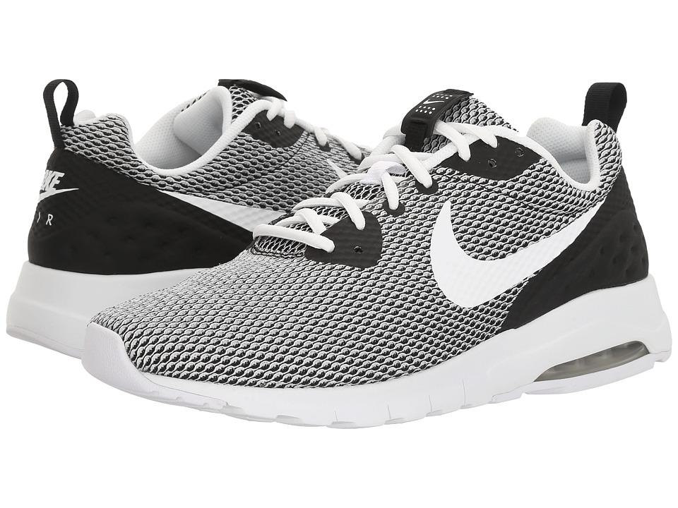 Nike - Air Max Motion Low SE (Black/White) Mens Shoes