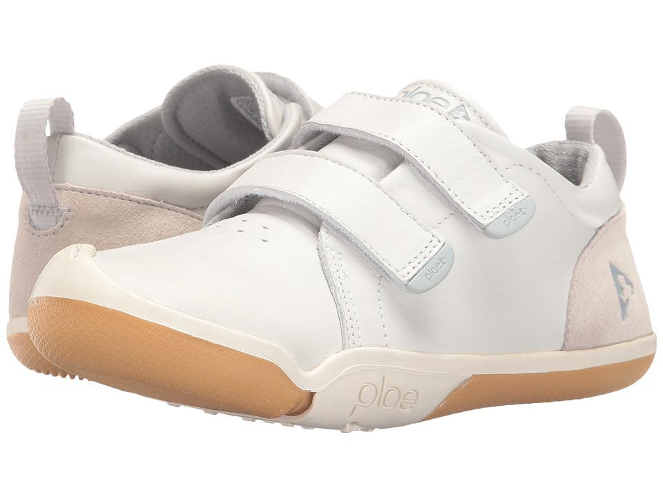 PLAE - Roan (Little Kid/Big Kid) (Antique White) Kids Shoes