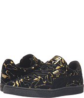 PUMA - Suede Brush Emboss Metallic