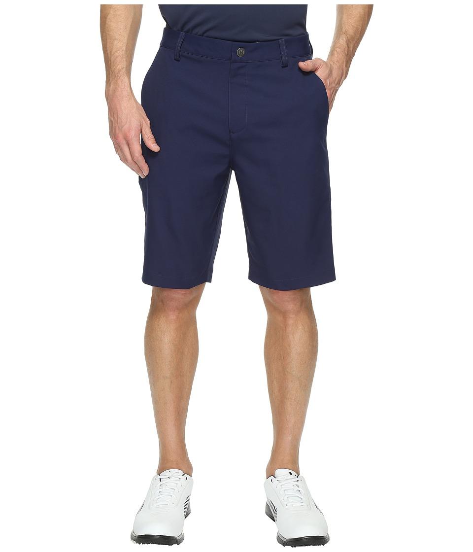 PUMA Golf Essential Pounce Shorts (Peacoat) Men