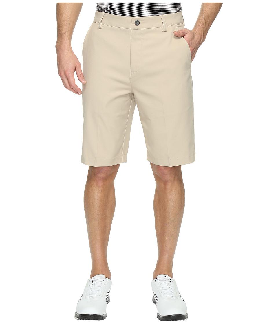 PUMA Golf Essential Pounce Shorts (White Pepper) Men