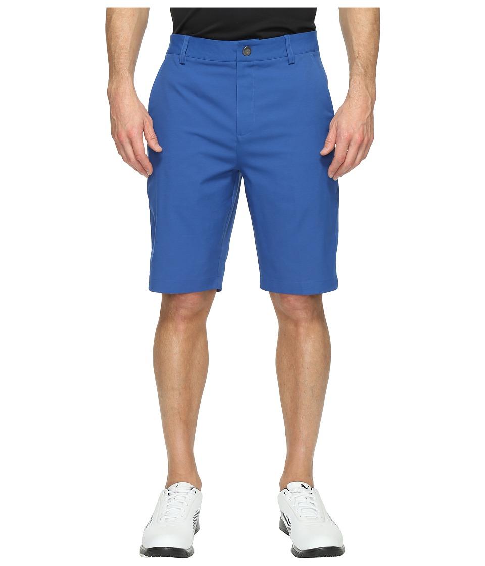 PUMA Golf Essential Pounce Shorts (True Blue) Men