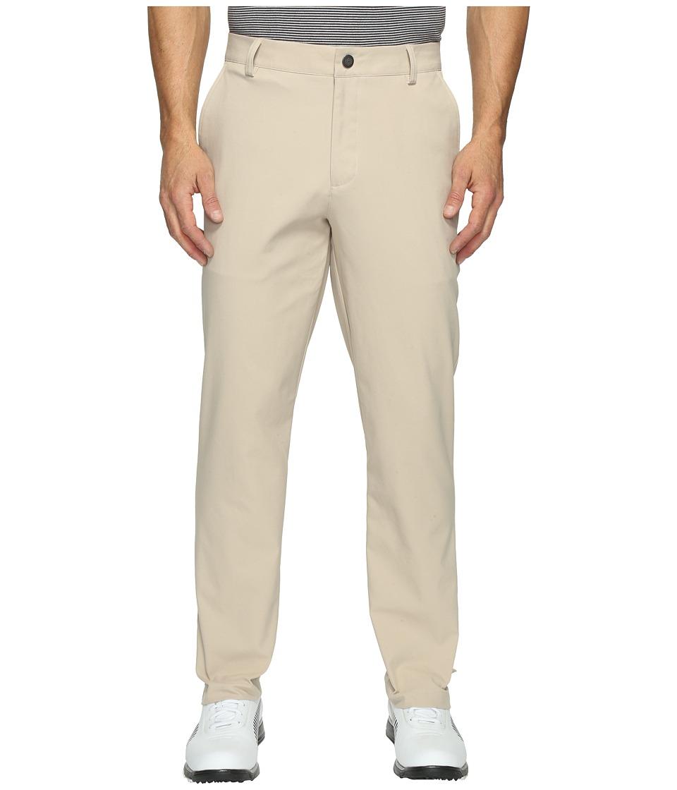 Puma Golf - Essential Pounce Pants (White Pepper) Men's C...