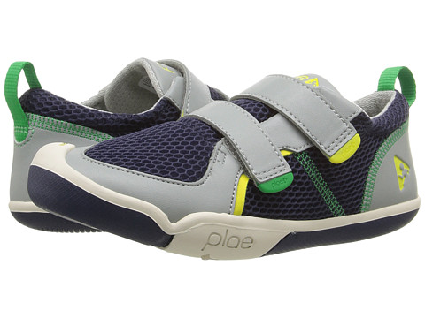 PLAE Ty (Little Kid) - Navy/Limestone