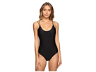 Simply Solid One-Piece