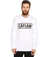 Captain Fin - Naval Captain Long Sleeve Tee