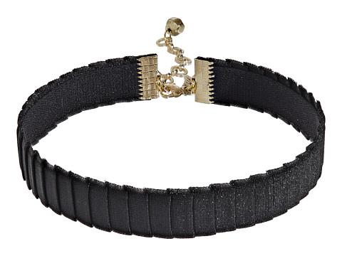 Vanessa Mooney The Liana Choker Necklace - Black