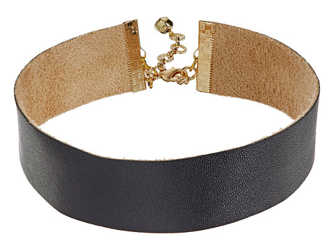 Vanessa Mooney The Ella Choker Necklace - Gold