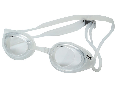 TYR Black Hawk Racing Femme - Clear