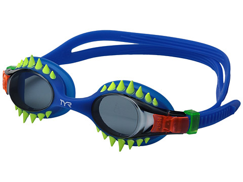 TYR Swimple Spikes - Smoke Blue/Blue