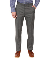 Perry Ellis - Mini-Check Twill Dress Pants