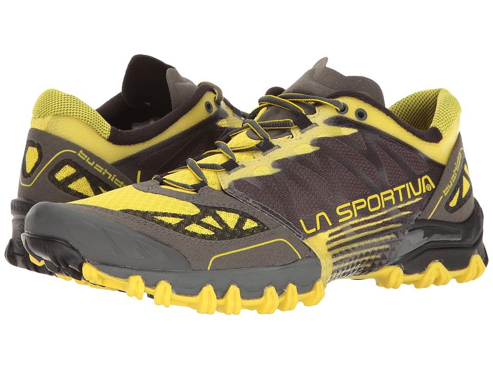 La Sportiva - Bushido (Carbon/Butter) Mens Running Shoes