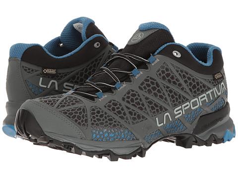 La Sportiva Primer Low GTX - Carbon/Blue