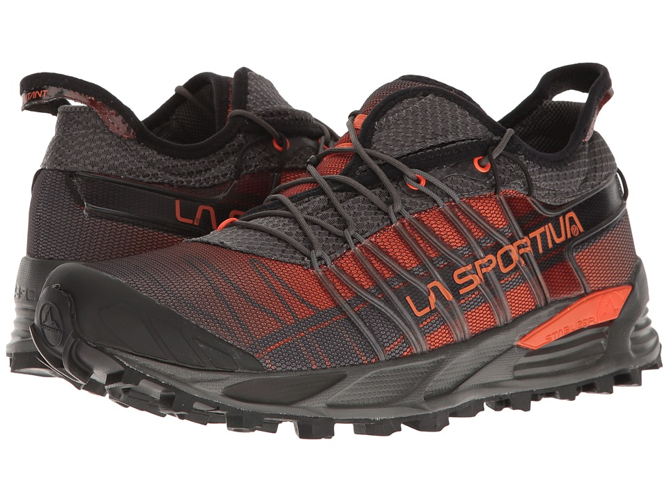 La Sportiva - Mutant (Carbon/Flame) Mens Shoes