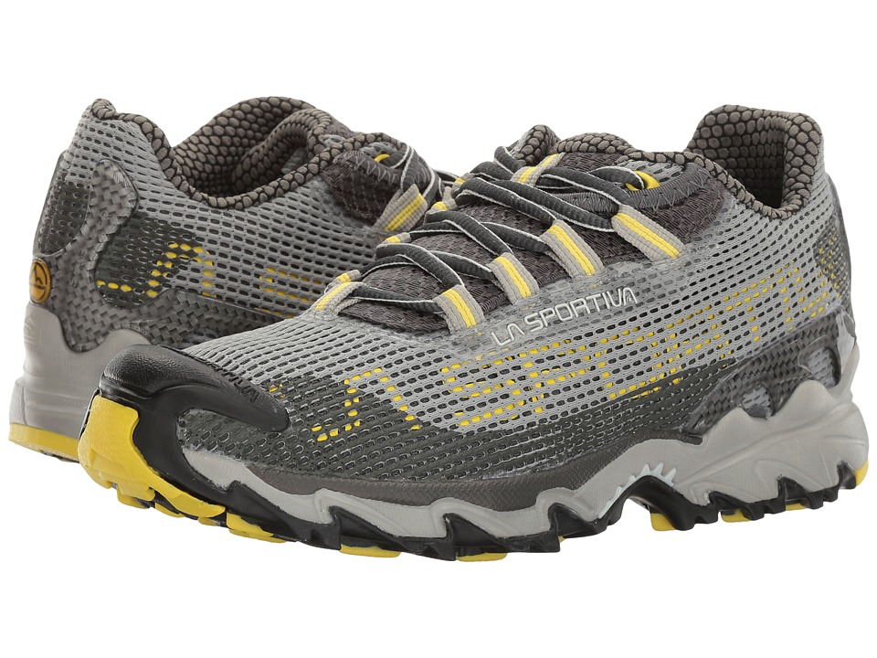 La Sportiva - Wildcat (Grey/Butter) Womens Running Shoes