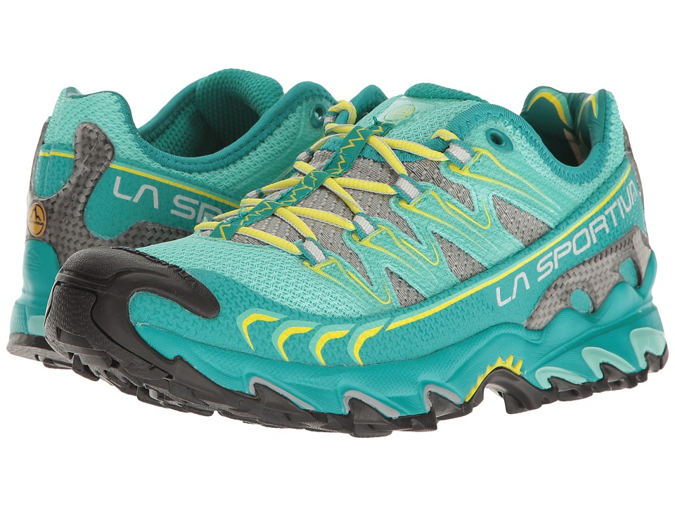 La Sportiva Ultra Raptor (Emerald/Mint) Women