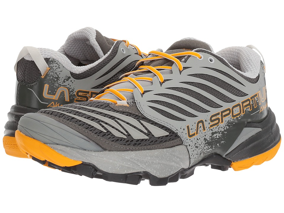 La Sportiva Akasha (Grey/Papaya) Women