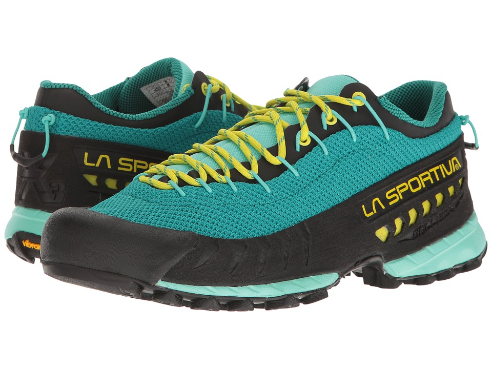 La Sportiva - TX3 (Emerald/Mint) Womens Shoes