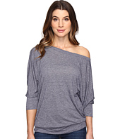 Michael Stars - Brooklyn Jersey Off Shoulder Dolman