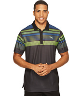 PUMA Golf - Jersey Stripe Polo