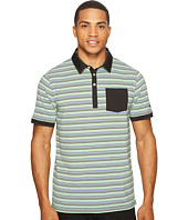 PUMA Golf - Tailored Pocket Stripe Polo