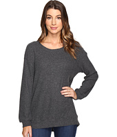 Michael Stars - Super Soft Madison Rib Oversized Sweatshirt
