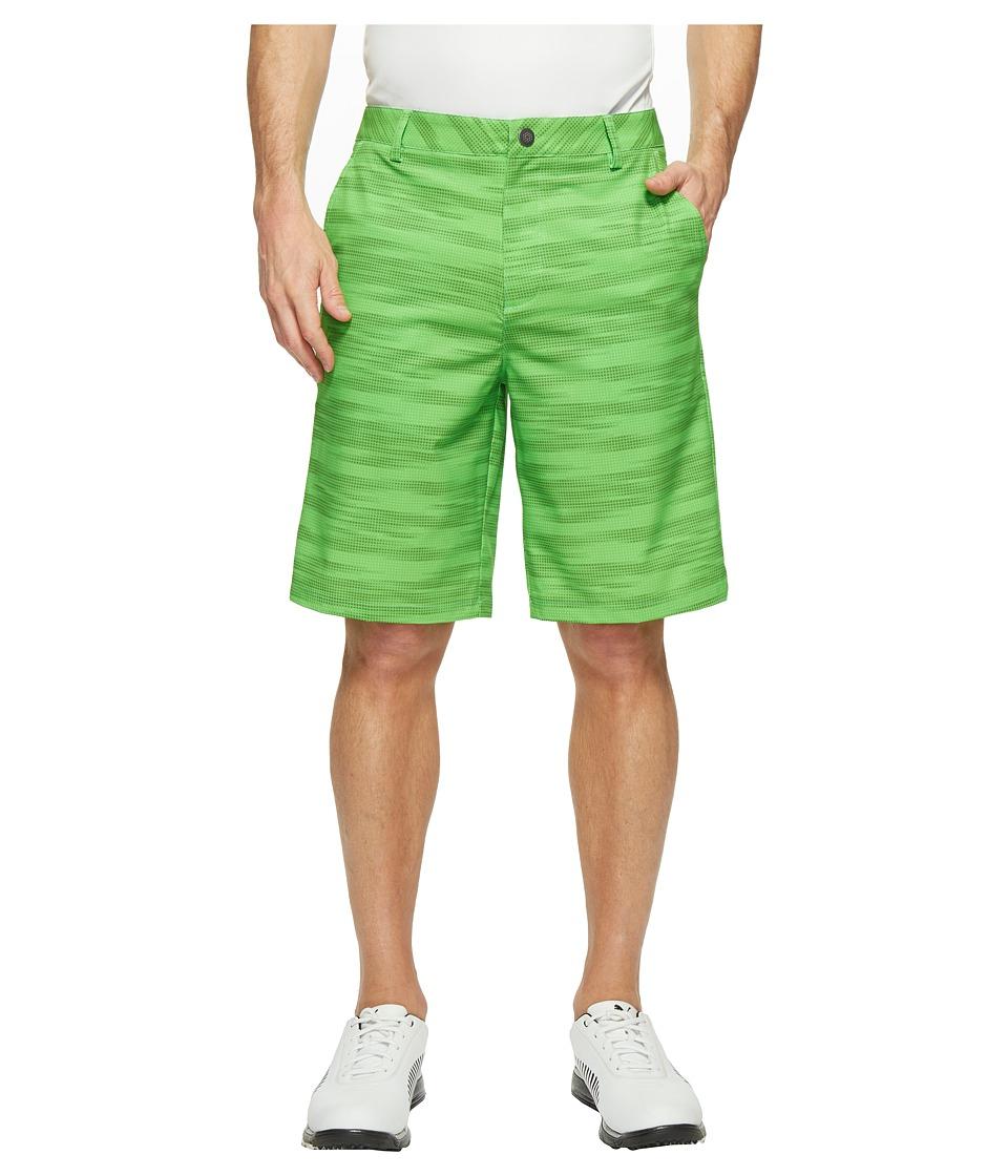 PUMA Golf Golf Hybrid Shorts (Andean Toucan) Men
