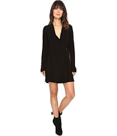 Michael Stars - Modern Rayon Cross Front Dress/Jacket