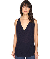 Michael Stars - City Jersey Draped Halter Top
