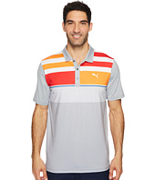 PUMA Golf - Road Map Asymmetrical Polo