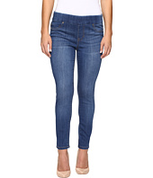 Liverpool - Petite Sienna Pull-On Ankle Jeans in Lanier Mid Indigo