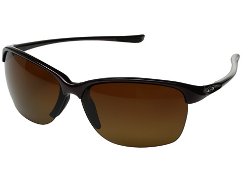 Oakley Unstoppable - Raspberry Spritzer/Brown Gradient Polarized